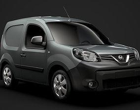3D Nissan NV 250 Van L1 2020