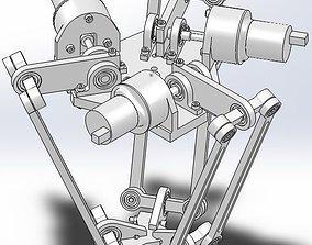 Delta Robot 2 3D model