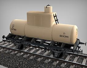 3D model Oil Tank N247-002