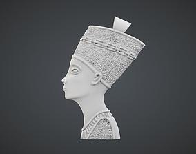 3D printable model Nefertiti Pendant