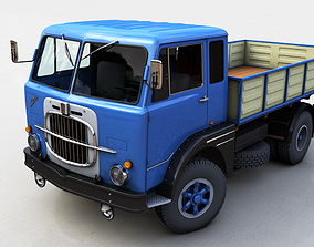 FIAT 682N2 1960 3D