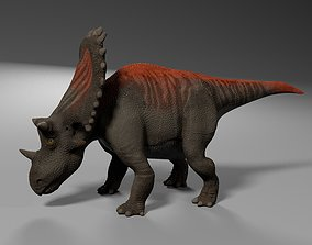 3D Uthaceratops