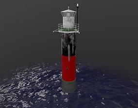 3D model Light House Pinhatten