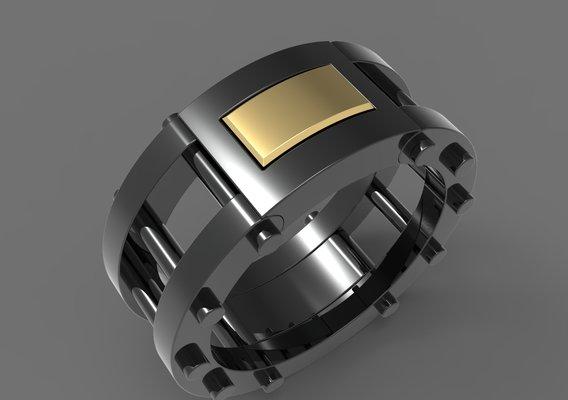 Pin Ring Design