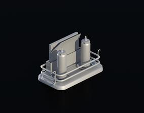 3D asset Kitchenware 11