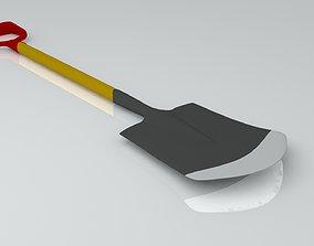 3D model tool Shovel