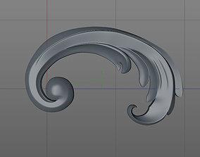 3D print model ornament2