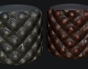 3D asset Puff PBR