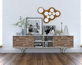3D Sideboard set 2510