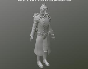 3D model Soldier of Krieg