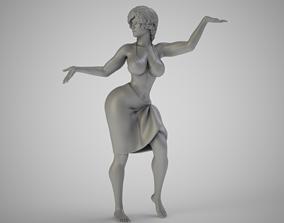 3D printable model Fire Dance