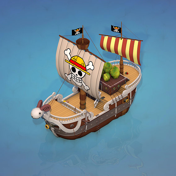 Going Merry - One Piece