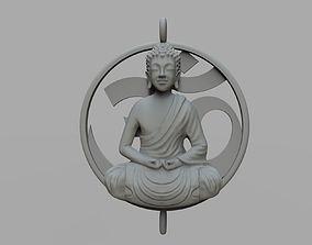 buddha Buddha pendant 3D print model