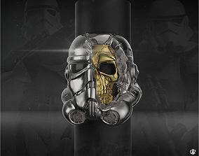 helmet stormtrooper Star Wars 3D print model