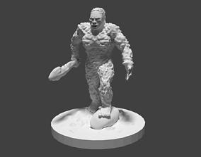 3D printable model BigFoot Holding Club