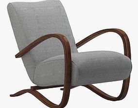Osi modern H269 chair 3D