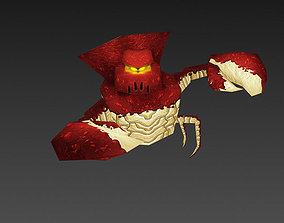 3D model Monster Lobster