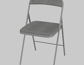 3D Chair padded
