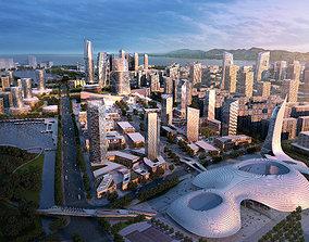 City Block 3D