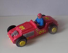 3D print model CRAZY CAR