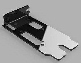 3D printable model vga bracket