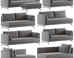 Dixon Sofa 3D model