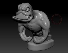 upgraded rubber duck 3D print model