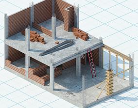 Simple construction 2 3D model