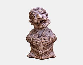 3D model Babay Sculpture