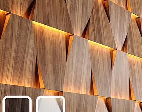 3D Wooden led panels