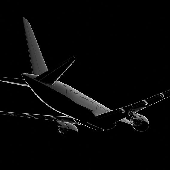 """Boeing 787 """"Dark Mode"""""""