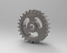 Gears 3D asset