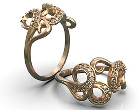 Ring A0-3010111 3D print model