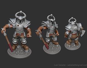 3D print model Chaos Knight