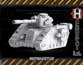 Heresylab - Haepestus Tank 3D printable model