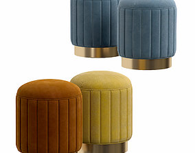 COLLECTION OF STOOL ALLEGRA BY EICHHOLTZ 3D