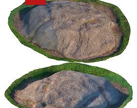 3D model Stone 134