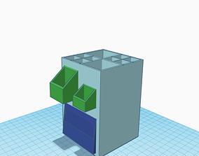 simple Tool box 3D printable model