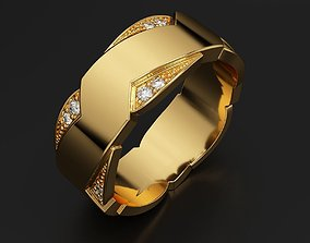 3D printable model Ring R 0089