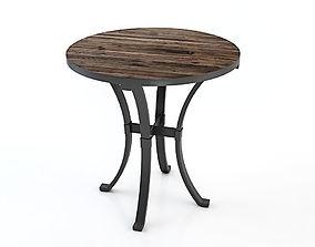 EDGEWOOD LAMP TABLE 3D model