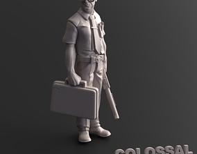 Modern Day Survivor Series 01 - Bill 3D print model