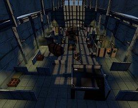 Military Area 2 3D asset