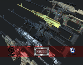 3D asset ASR-18