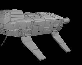 3D print model Cargo Ship