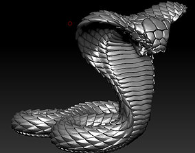 cobra anaconda 3D printable model