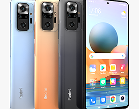Xiaomi Redmi Note 10 Pro Full color 3D