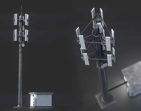 CELL SITE 3D asset