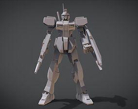 3D print model GAT-01 Strike Dagger