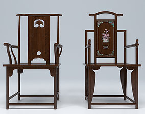 3D model MING CHAIRS