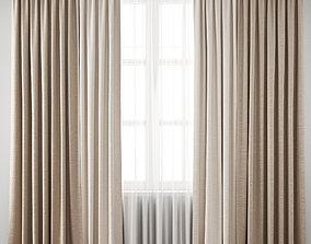Curtain 159 3D model